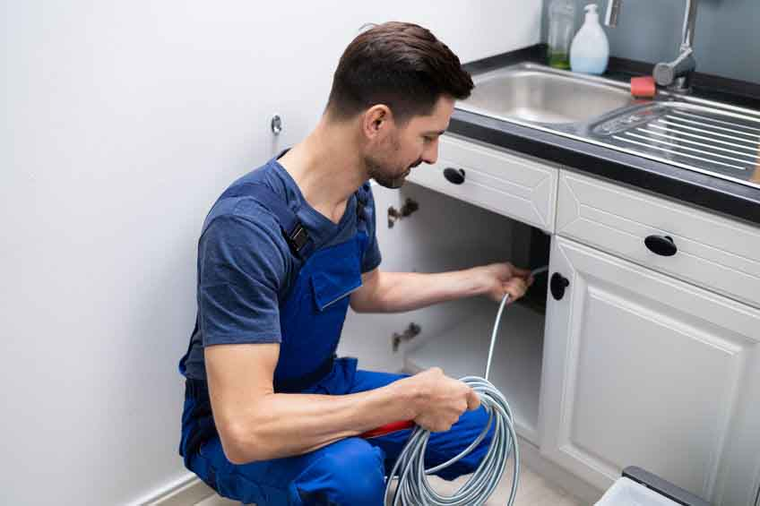 professional drain cleaning in Vail, CO