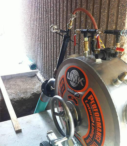 trenchless pipe repair in Breckenridge, CO