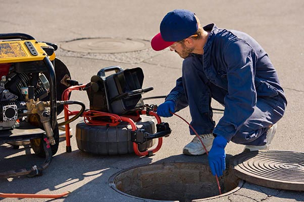 What to Expect During a Sewer Camera Inspection