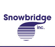 Snowbridge Inc Colorado Logo