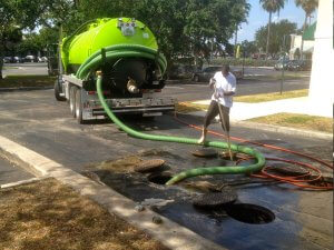 Septic Grease and Trap Pumping